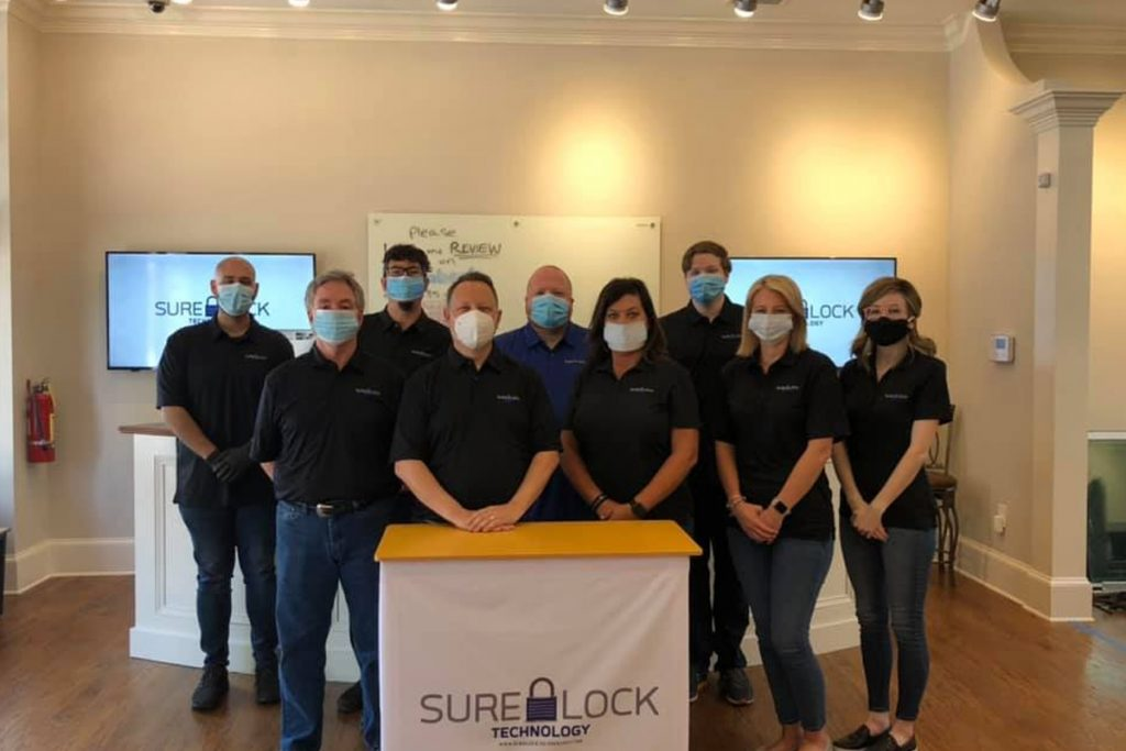 SureLock Technology Staff 1 - SureLock Technology