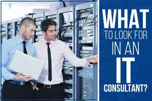 What To Look For In An IT Consultant?