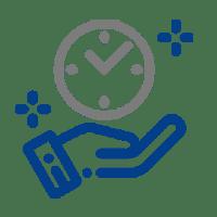 saves time - SureLock Technology