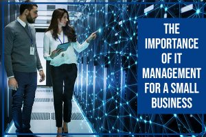 The Importance Of IT Management For A Small Business